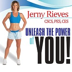 Health Educator and Coach, Jerny Rieves, CSCS, PES, CES – MindBody Unlimited