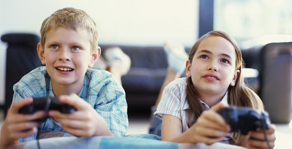 Children and Violent Video Games – How to Keep Control