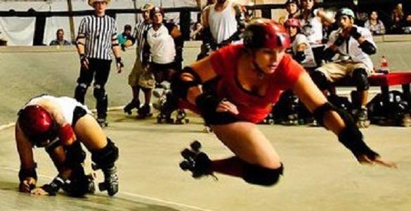 Women's Roller Derby Making a Comeback