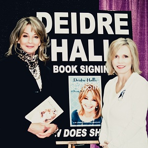 A Moment with Deidre Hall  by Lea-Haben of SmartFem - How Does She Do It?