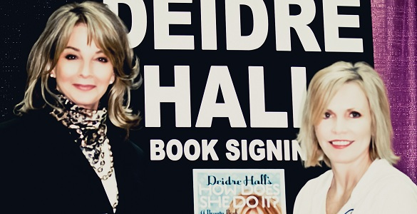 A Moment with Deidre Hall