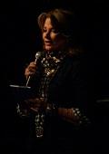 Deidra Hall_speaking at Arizona's Ultimate Womens Expo