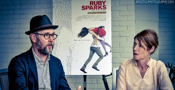 RUBY SPARKS Directors Jonathan Dayton & Valerie Faris talk with SmartFem