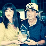 Debbie Gaby and Alice Cooper Team Up for Charity in Tempe