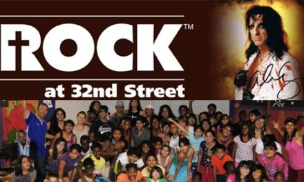 Alice Cooper's Solid Rock 32nd Street Grand Opening Block Party