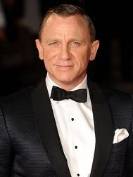 Daniel Craig Attends World Premiere of Skyfall
