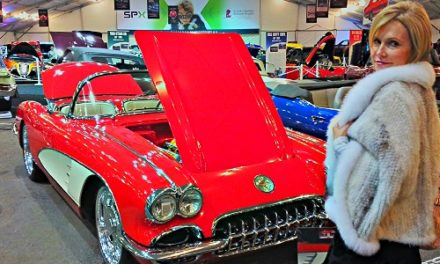 Cars are for Girls! Barrett-Jackson Opening Night in Scottsdale