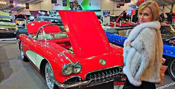 Cars Are For Girls BarrettJackson Opening Night Scottsdale - Barrett jackson car show