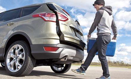 Cathy's Car Corner – 13 Ford Escape Titanium