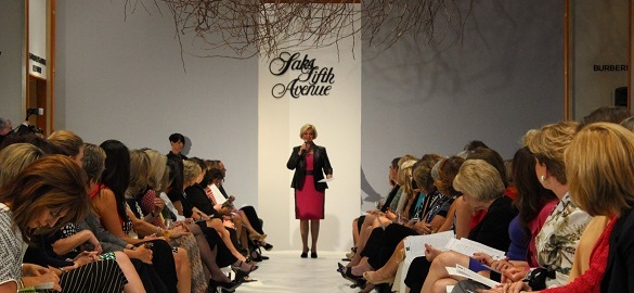 The Wellness Community and Saks Fifth Avenue Fashion Show