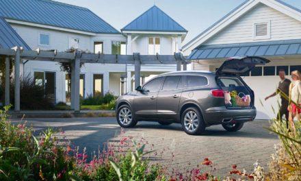 Cathy's Car Corner – 2013 Buick Enclave
