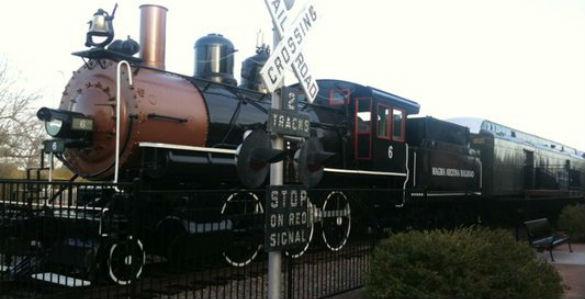 Grandparents on the Go: McCormick-Stillman Railroad Park