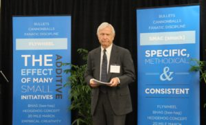 Lattie Coor, Chairman and CEO of the Center for the Future of Arizona