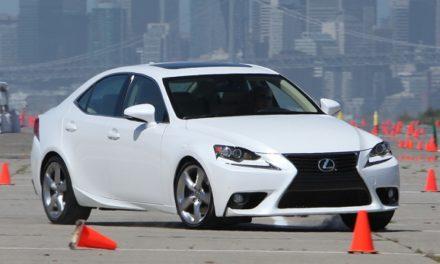 Cathy's Car Corner — 2014 Lexus IS models