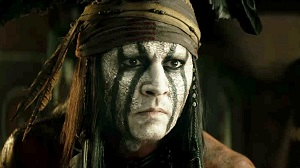Johnny Depp as Tonto_C2012 - Disney Enterprises, Inc. and Jerry Bruckheimer Inc. All Rights Reserved.