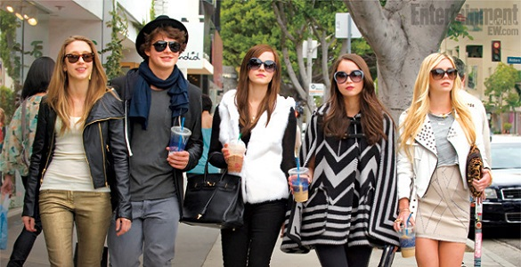 The Bling Ring provides intriguing cinematography, but lacks depth