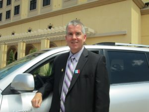 James Burns of the Casino Del Sol Resort