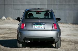 Fiat Turbo Exterior