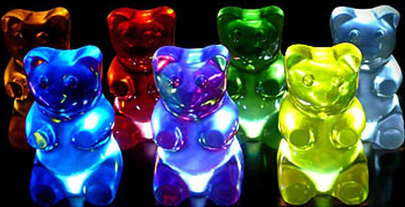 Gummy Bear Implants – the Next Big Thing in Plastic Surgery?