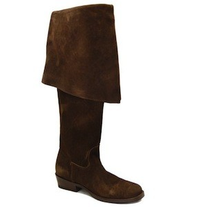 Captain Jack Sparrow - Pirates of the Caribbean - boots