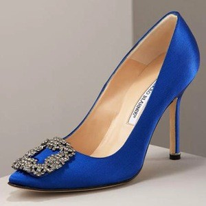 Carrie Bradshaw - Sex and the City - Manolo Blahnik - shoe