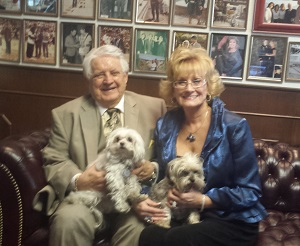 Darrell and Bonni Olson of Jewels & Estate Gallery_100