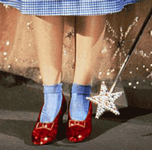 Dorothy - Wizard of Oz - Ruby Slippers
