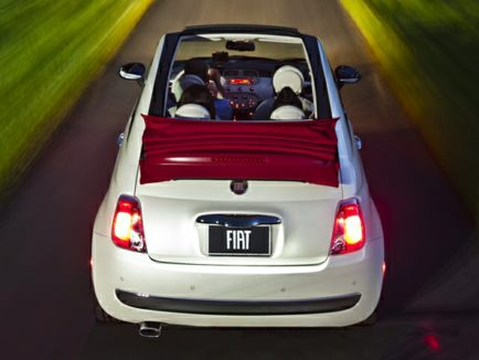 tops off to the italians for the 2013 fiat 500c lounge cabrio