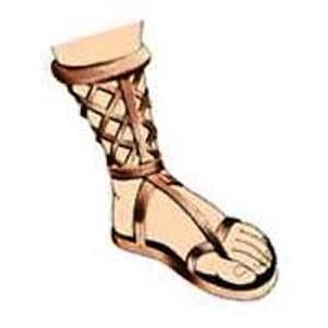 Greek - sandal