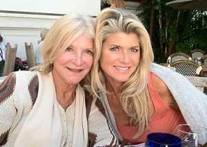Melissa Hornung-and her mother