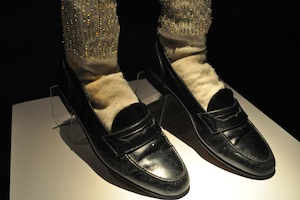 Michael Jackson - loafers