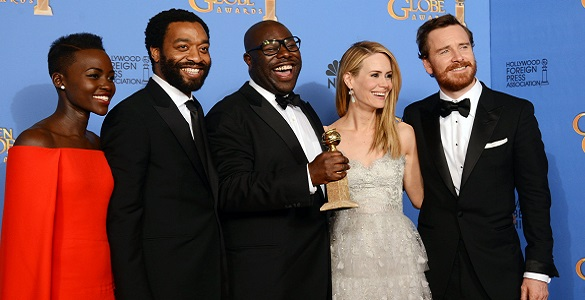 Golden Globes Awarded to Television Newcomers and Repeated Film Honorees