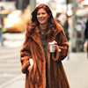 Celebrities Rocking Fur