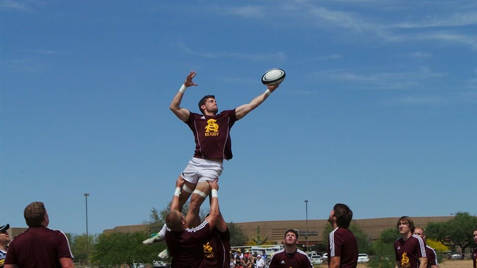 Fiat of Scottsdale Rugby Bowl 2014