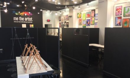 Discovering 'Me the Artist'