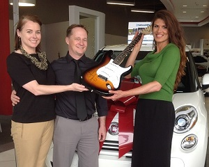 Fender Guitar FIAT of Scottsdale