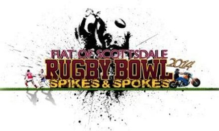 Whiskey's Quicker and Keltic Cowboys to Rock The Rugby Bowl: Spikes & Spokes