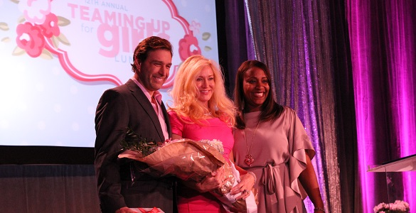 12th Annual Teaming Up for Girls Luncheon