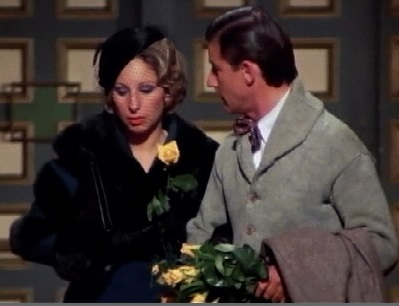 Barbara Streisand in Funny Girl