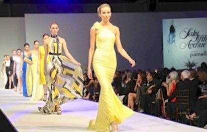 Fashion and Fundraising Bring Women Together for a Night Full of Glamour and Hope