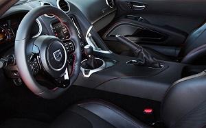 2014 SRT Viper interior