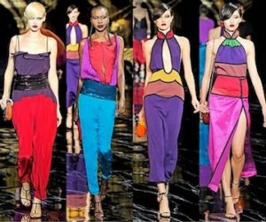 Color block clothing(1)