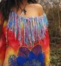 Fringe women garment(1)