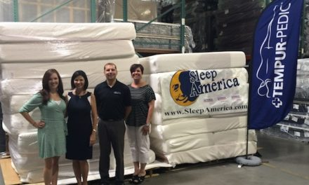 Sleep America, Tempur-Pedic and U-Haul helping Arizonan's get a good night's sleep