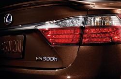 Lexus ES 300h review