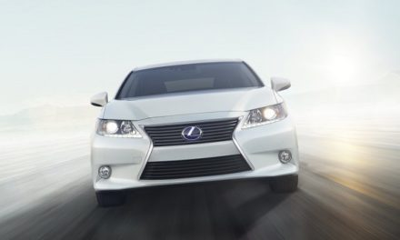 OMOTENASHI and the 2014 Lexus ES 300h