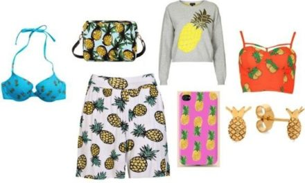 Summer Fashion Trend Alert: Pineapples