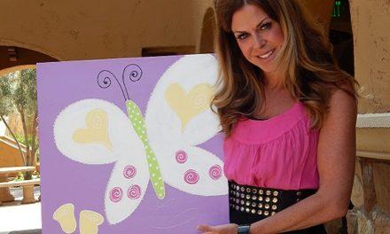 Kati Walker: Lifting Spirits and Paint Brushes