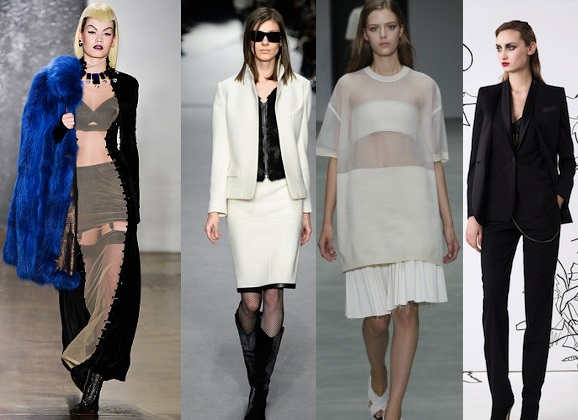 Underwear as Outerwear: Lingerie Inspired Couture