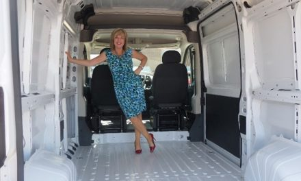 Who Loves BBQ?  2014 PROMASTER Commercial Vehicles by RAM